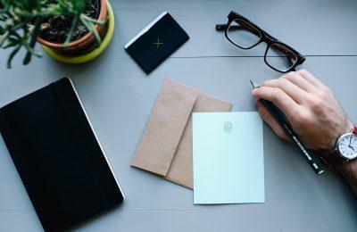 Jak adresować koperty?